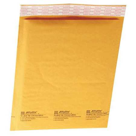 43HJ28 Mailer, 8-1/2 x 12 in., Gold Brown, PK100