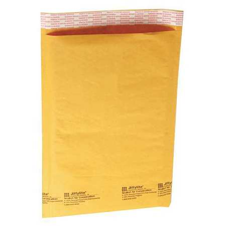 43HJ30 Mailer, Self-Seal, 8-1/2 x 14-1/2 in, PK100