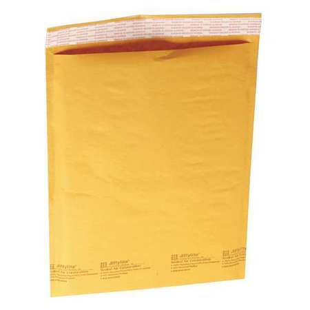 43HJ31 Mailer, Self-Seal, 9-1/2 x 14-1/2 in, PK100