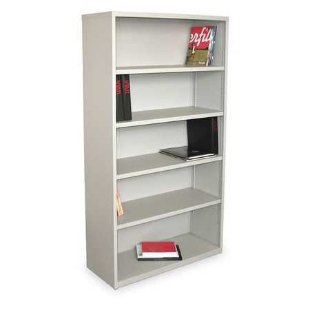 Ensemble Five Shelf Bookcase 36x14x27 Msbc536ft Zorocom