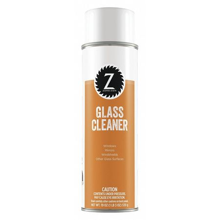 Glass Cleaner,  Clean Scent,  19 oz.