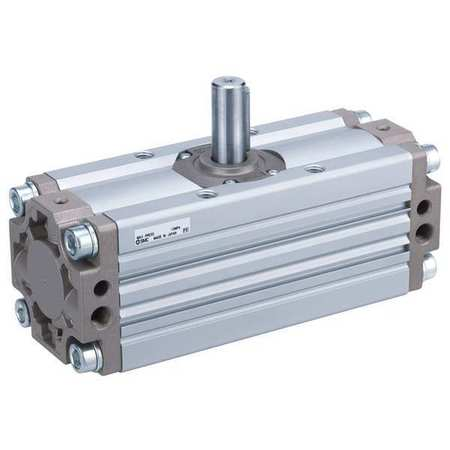 43NL03 Rotary Actuator, 80mm Shaft, 90 Rotation