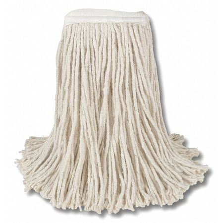 Narrow Band Wet Mop, Cotton Cut End, #24