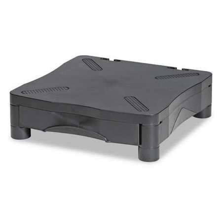 43PW57 Riser, Monitor, 2.75-3.75, Black