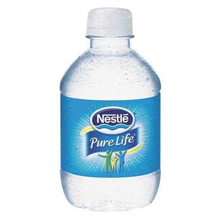 43PX31 Pure Life Purified Water, 8 oz., PK48