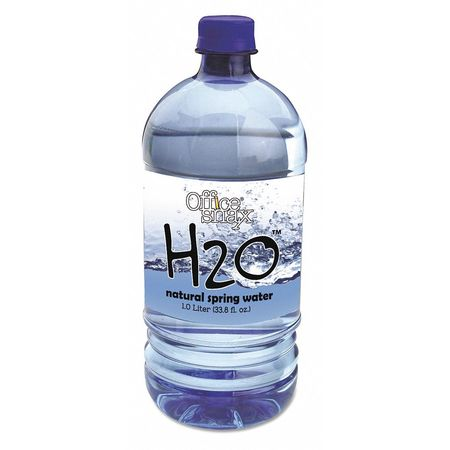 43PX41 Pure Natural Spring Water, 1L, PK12