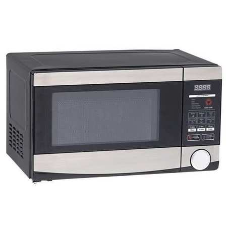 Avanti Microwave Oven 700w 0 7 Cu Ft Black Mo7212sst