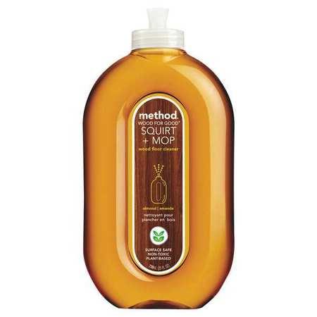 Method Wood Floor Cleaner Squirt Bottle 817939005620 Zoro