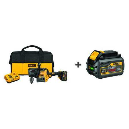 Cordless Right Angle Drill Kit,w/Battery