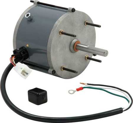 Dayton ecm direct drive motor 1 6 hp 43y135 for Dayton direct drive fan motor