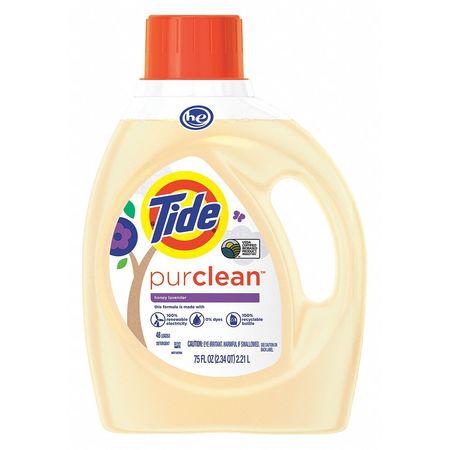 Laundry Detergent,75 oz.,Bottle,Yllw,PK4
