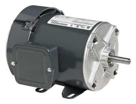 Marathon motors motor 1 4 hp 1725 rpm 115v 5kh32fn3123 for 1 4 hp 1725 rpm motor