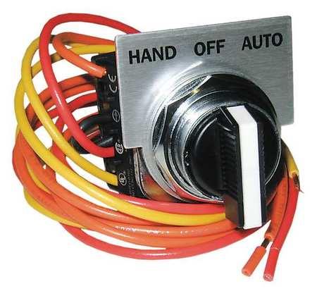 Siemens Selector Switch, Hand Off Auto 49SAS01   Zoro com