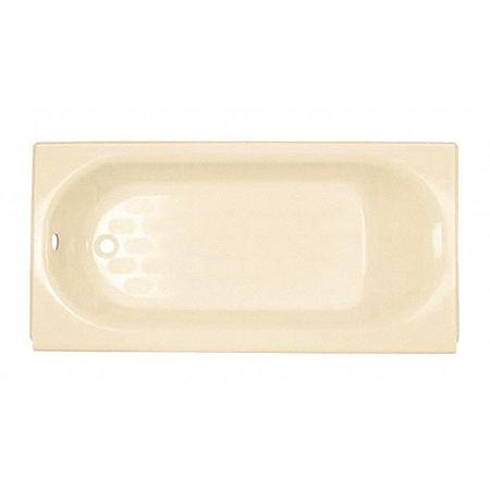 Princeton Bathtub, Lh Outlet, Bone