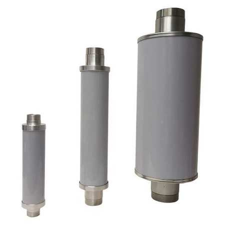 44NF71 External Silencer,  NPT Fitting, 5""