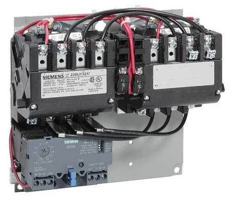 Siemens nema magnetic motor starter 22bub32aa for Siemens magnetic motor starter