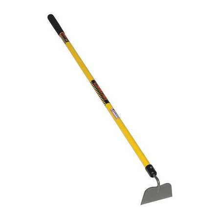 Seymour midwest structron garden hoe forged head 60 for Picture of a garden hoe