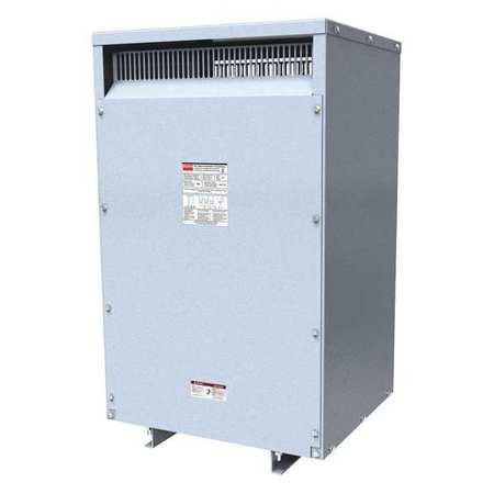 44YV02 General Purpose Transformer, 225kVA, Floor