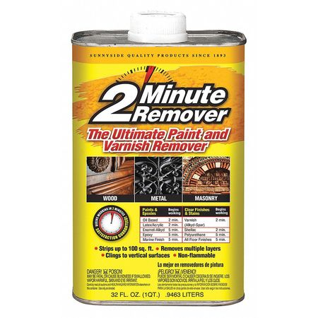 Paint/Varnish Remover, Methylene Chloride