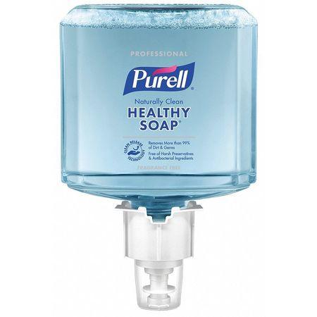 1200mL Foam Hand Soap Cartridge, PK 2 -  PURELL, 6470-02