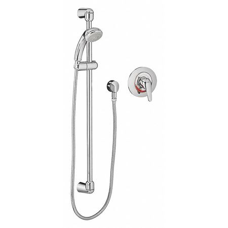 American Standard Shower Head Kit, Handheld, 1.50 gpm 1662SG211.002 ...
