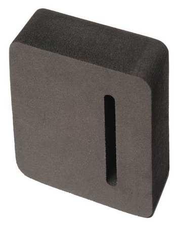Door Hold Open Block Foam Rubber Black 3-1/8   sc 1 st  Zoro Tools & National Guard Door Hold Open Block Foam Rubber Black 3-1/8