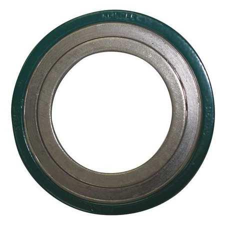 Klinger Spiral Wound Gasket Type Cr Spiral Wound Gasket, CRIR, 4 in ...