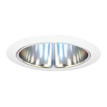 Recessed Trim, 6in, Aluminum Reflector