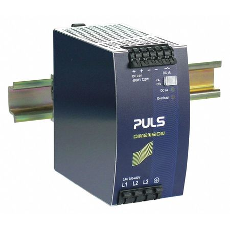 DC Power Supplies,  Switching,  Peak Amperage