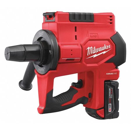 milwaukee m18 cordless expansion tool kit, abs 2633-22 | zoro.com