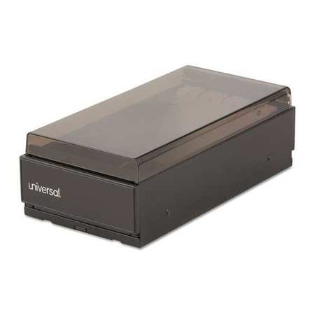 Universal One Business Card File Tray 600 Cards Unv10601 Zoro