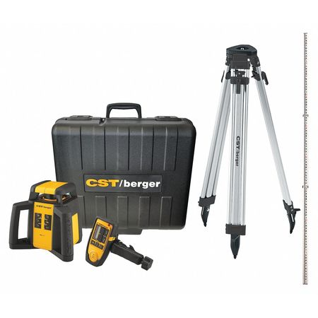 Rotary Laser Level,Exterior,2000 ft.