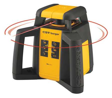 Rotary Laser Level,Exterior,Single