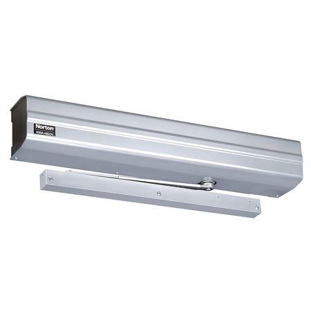 Door Operator Nonhanded Aluminum  sc 1 st  Zoro Tools & Norton Door Closers Door Operator Nonhanded Aluminum 5740 x 697 ...