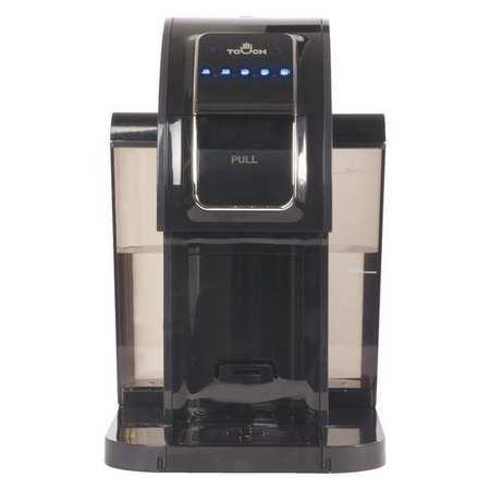 Single Cup Coffee Maker No Plastic : Touch Coffee Maker, Single Serve Cup, 14 oz. T214B Zoro.com