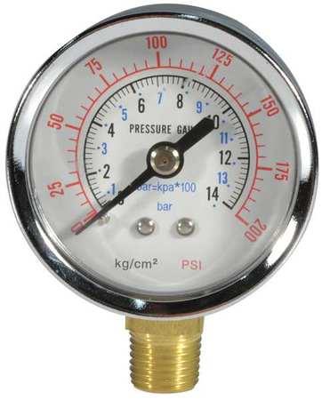 45M866 Pressure Guage