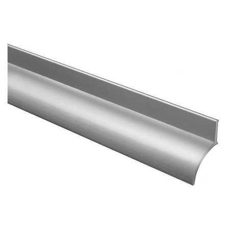 National Guard Door Drip Edge 48in L Aluminum 17 48