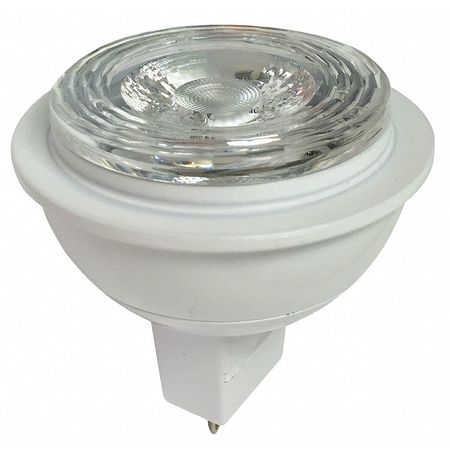 ge lighting led lamp mr16 6 0w 4000k 35deg gu5 3. Black Bedroom Furniture Sets. Home Design Ideas