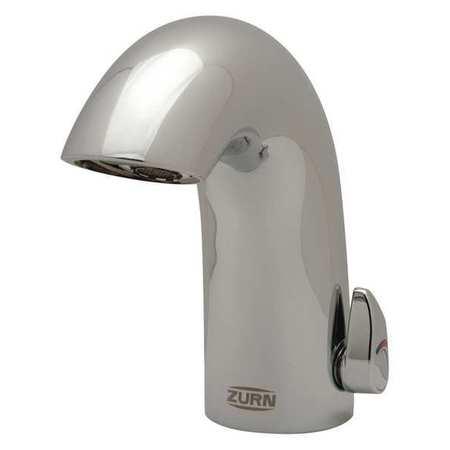 Zurn Bathroom Faucet zurn bathroom faucet rigid/swivel spout, polished chrome, 2 holes