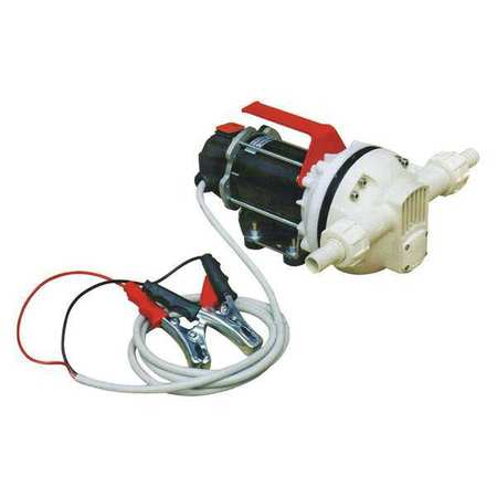45NC05, Self-Priming Pump, 1/10 HP, 1 Phase, 12VDC