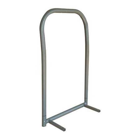 45NC11 Push Bar Set, Steel, 8 in. L, 20-1/2 in. W