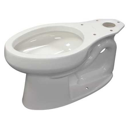 Kohler Toilet Bowl, Elongated 1.28 to 1.6 gpf K-4199-0 | Zoro.com