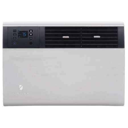 Window Air Conditioner,8000 BtuH,Gray
