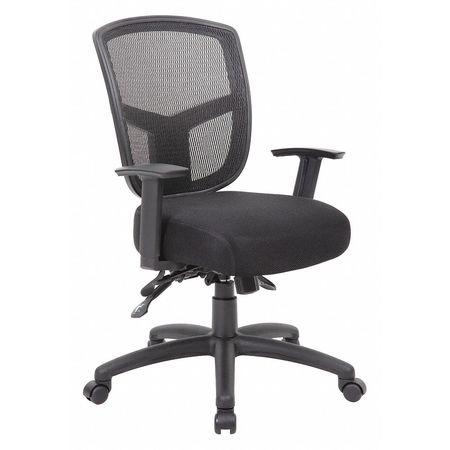 Task Chair, Multi Functional, Mesh Seat