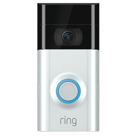 Wireless Surveillance Camera,Gray,1080p