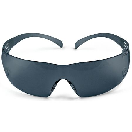 3m gray safety glasses wraparound