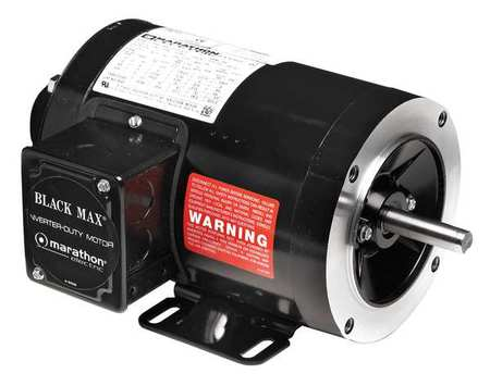 Vector Motor, 3.0 lb-ft, 1 HP, 230/460 V