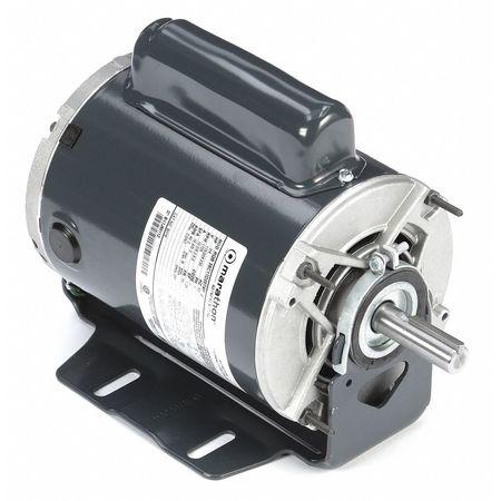 MARATHON MOTORS 056C17D2074 Motor,3//4 HP,1725 RPM,115//208-230V,Auto