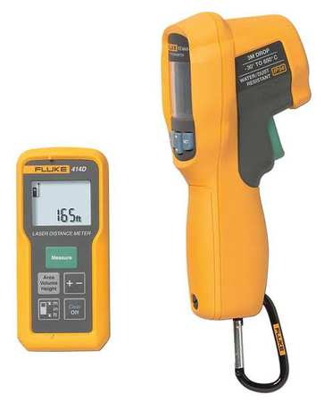 Laser Distance Meter/IR Thermometer Kit