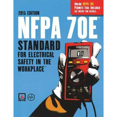Nfpa Code Book, NFPA, Electrical, 102 Pages 70E15 | Zoro.com
